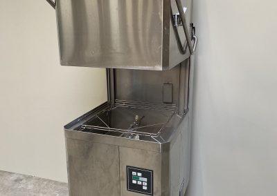 Hauben-Spülmaschine ZANUSSI