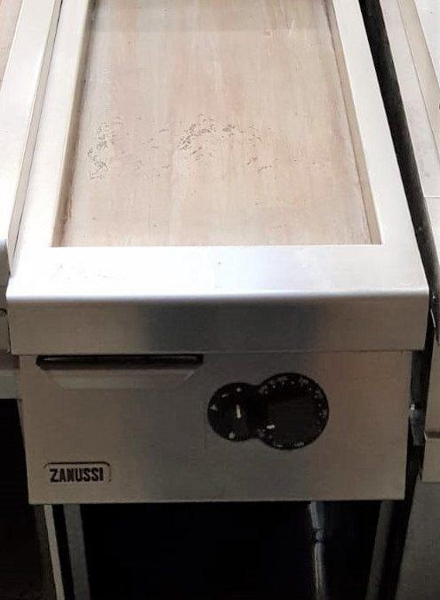 Bratplatte ZANUSSI 900 G