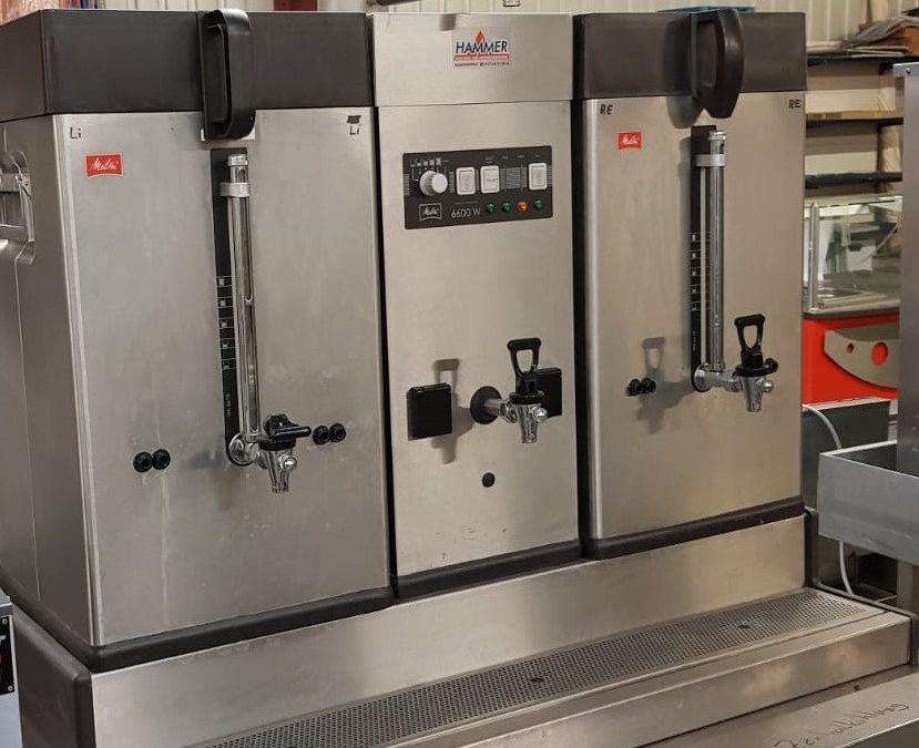 Kaffemaschinen Melitta 2 x 10 L