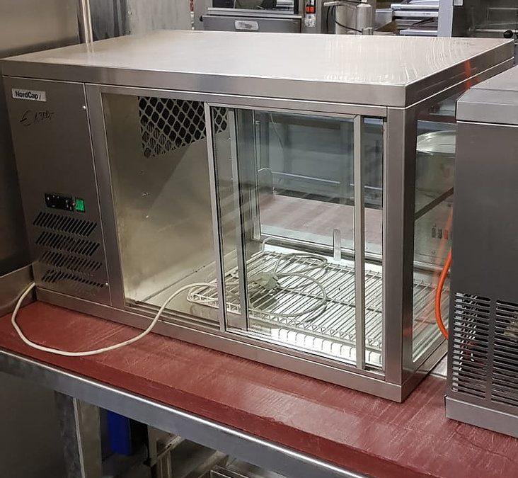 Aufsatzkühlvitrinen NordCap AKV