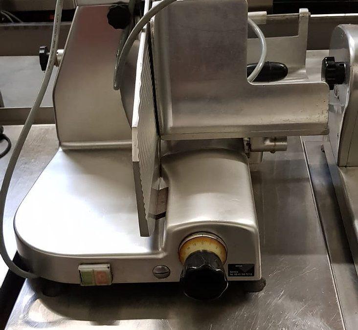 Aufschnittmaschine Mettler 300TC
