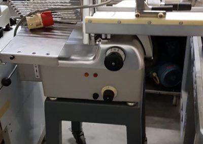 Bizerba Aufschnittmaschine Automat