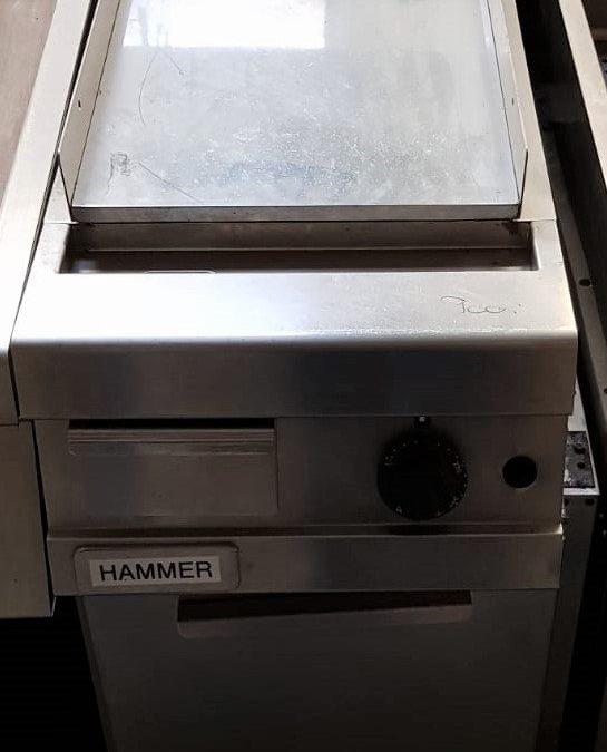 Bratplatte ZANUSSI 900