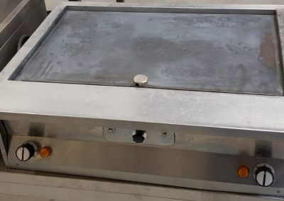Bratplatte Tischgerät