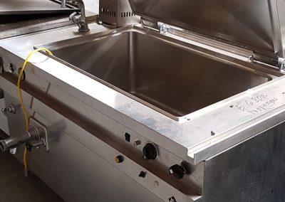 Kochkessel MKN 250 Liter