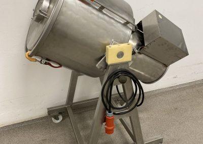 Poltermaschine Röscher MM 80