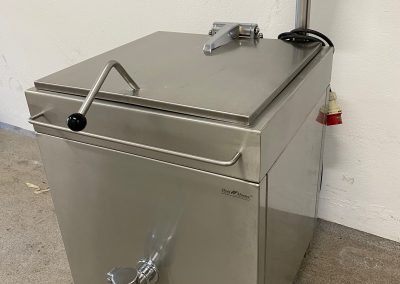 Brökelmann Elektro Beistellkessel Kochkessel 150 L/E